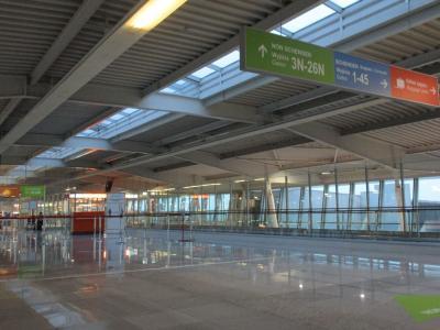2020年11月ブルガリアから日本へ2 ワルシャワショパン空港→成田空港