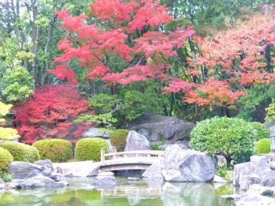 黒田藩別邸*友泉亭公園と大濠公園*日本庭園 in 福岡
