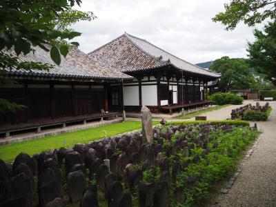 オトコナラ~2020夏休みは35年ぶりの奈良~ ③2日目後半は平城宮跡と元興寺。そしてようやく鹿と触れ合いすぐ飽きる