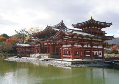 Go Toトラベル~妹と甥っ子と奈良と南山城の旅(1)~平等院、興福寺
