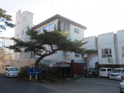 那須高原・新那須温泉の「グランドホテル愛寿」に宿泊して温泉と食事を楽しむ