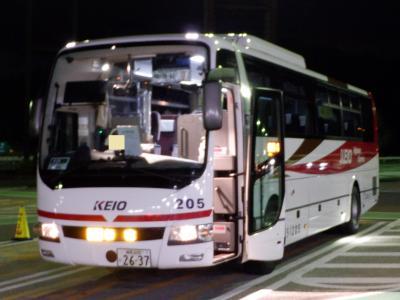 L NOV 2020  晩秋・・・・・⑧帰京