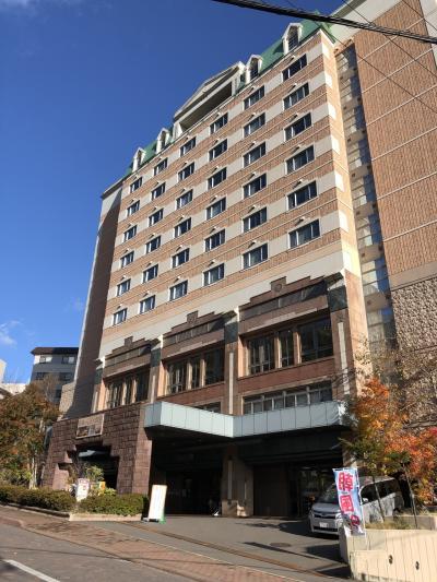 Go Toキャンペーンで登別温泉 万世閣さん滞在~復路です。