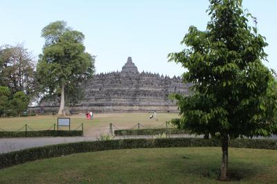 2度目のジャワ島。滅びたヒンドゥー教の足跡を追って(ボロブドール編)