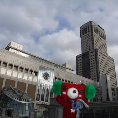 2020冬go to キャンペーン利用して北海道一人旅(後編)JRイン札幌北2条ホテル