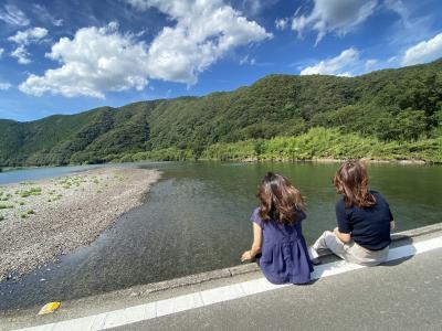 女子旅に!四万十・宇和島の1泊2日のおすすめプラン(四万十泊)
