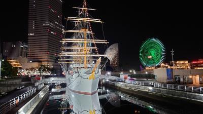 2020年11月 横浜旅行♪横浜中華街で満腹♪みなとみらいめぐり♪