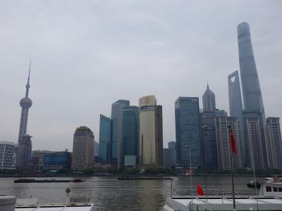 ■海外逃亡15■→中国…10日目上海