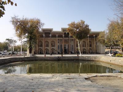 ウズベキスタン新婚旅行②