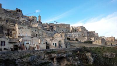 南イタリア7つの世界遺産を訪ねて②