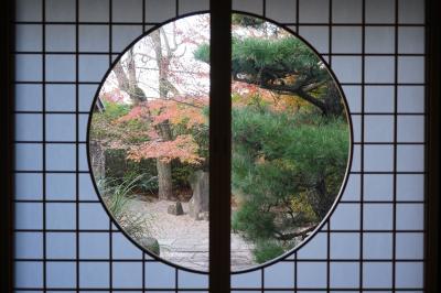 20201126-1 京都 光明院へ、お庭と紅葉観に行きますか