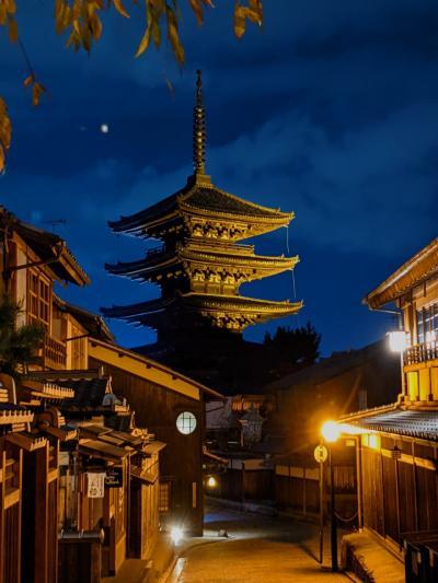 秋の京都 2020年11月