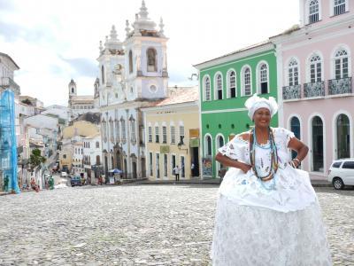 ブラジルでお気に入りの場所サルバドール