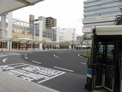 2020OCT「JAL楽パック九州一人旅」(4_宮崎一泊目)