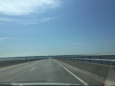 ノスカロライナ州 バージニア デア メモリアル橋