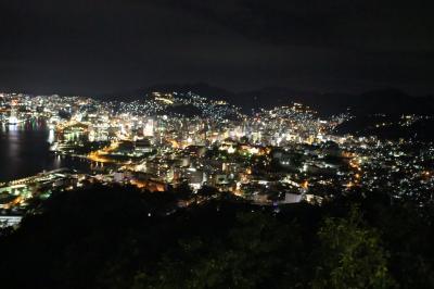 【2020年長崎】1 娘と一緒に長崎へ夜景を見に行くんだよ