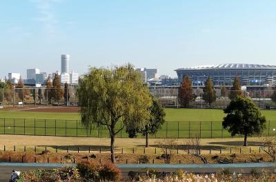 新横浜散歩
