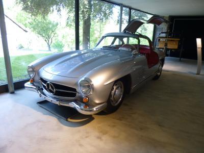 ドイツ2012年・麗しの5月:ランゲンブルク城の自動車博物館で感嘆し、ホーエンローエ家と英王室のつながりも興味深い。