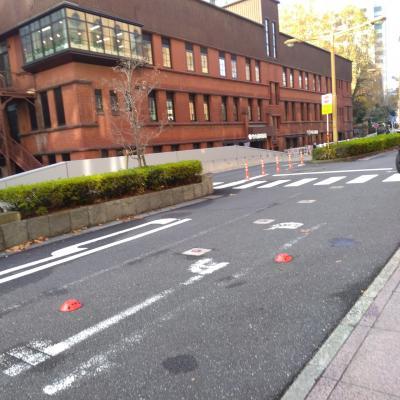 御徒町駅から東京大学まで散歩