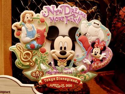 2020【年パスじゃない日記】キラキラNew Fantasyland☆彡 魔法のものがたりの世界へ!