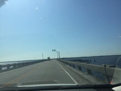 ノースカロライナ州 コロンビア ー アリゲーター リバー橋