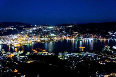 1人で行く、大人の修学旅行 to 長崎 ① (日本三大夜景を眺め、出島を歩く)