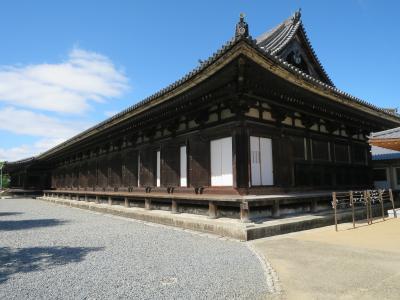 神戸&京都2018③(三十三間堂周辺&先斗町)