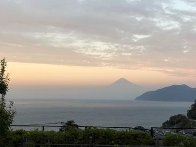 富岳群青で駿河湾と富士山を眺める旅