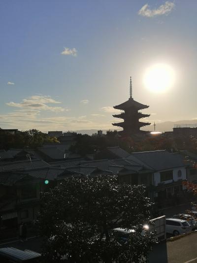 2020秋の京都