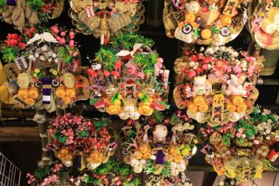 大鳥神社・酉の市、池田山公園、八芳園の紅葉 2020年11月