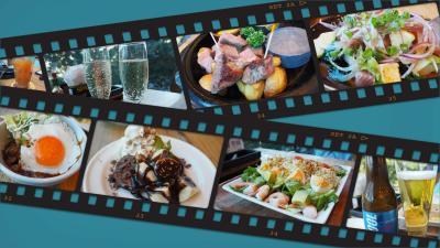 パワースポット明治神宮「清正井」へお礼参りとアロハテーブルでハワイアン料理を堪能♪