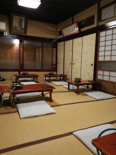 食いかじり、日本橋美食