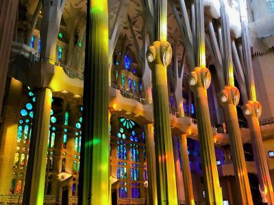 ◆スペイン一人旅◆⑧バルセロナで芸術を楽しむ!カタルーニャ音楽堂/サグラダ・ファミリア