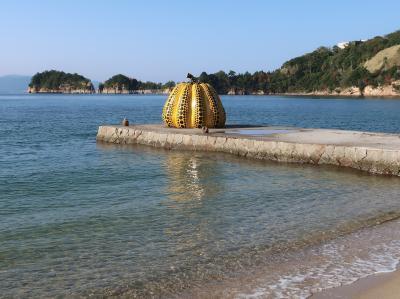 瀬戸内アートな島の旅 4泊5日 ④光の直島・リゾートな美術館