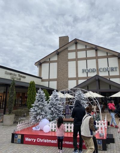 ペットと行く岐阜県土岐市のアウトレットモール