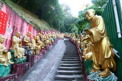 香港★沙田さんぽ1 久しぶりの萬佛寺