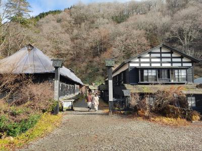 秋田県乳頭温泉・角館・男鹿半島1泊2日旅行(1日目)