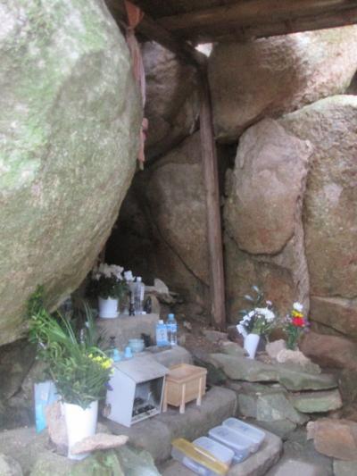 六甲山上歩き~知る人ぞ知る古からの聖域を訪ねて