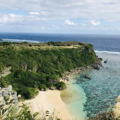 4回目の沖縄はパワースポット巡り中心で