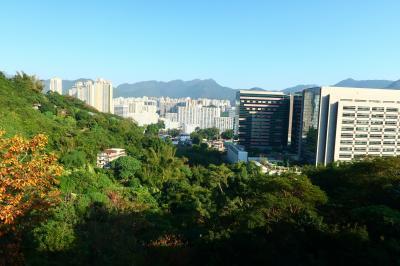 香港★沙田さんぽ2 レスリーが眠る納骨堂のある寶福山へ