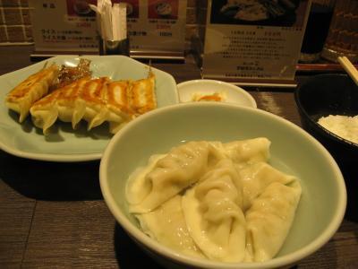 宇都宮餃子を食べに行って来た
