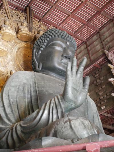 奈良ひとり旅①奈良公園周辺 珠玉の仏像にうっとり