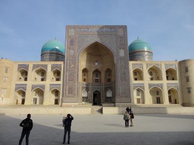 ウズベキスタン新婚旅行③