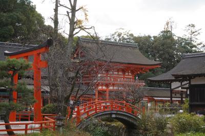 20201130 京都 今出川通り散歩と、下鴨神社
