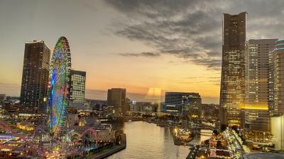 2020年11月★ヨコハマグランドインターコンチネンタルホテルで1泊★前半