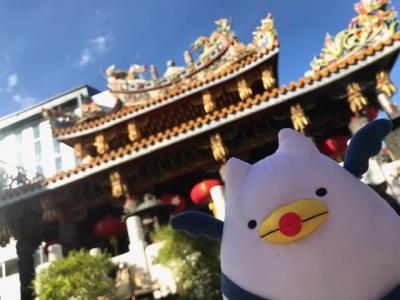 えむえむさん連れて横浜中華街をお散歩してきた
