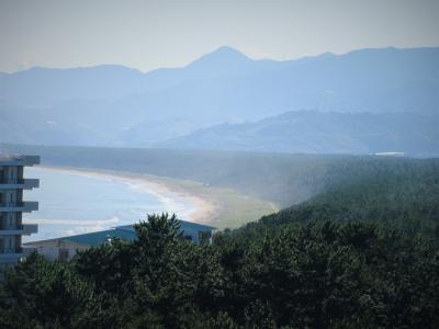 北西九州を訪ねて…(7) 唐津の名勝・虹の松原に泊まる