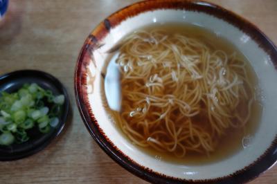 20201202-1 京都 生そばやつこ、名物キーシマをいただく