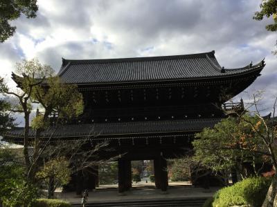 宿坊に泊まろう 京都 知恩院