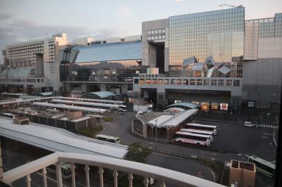 GOTOトラベル京都の旅・・成田からジェットスターで関空へ、京都新阪急ホテルに泊まります。